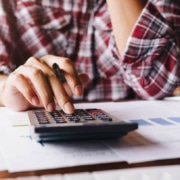 Annual income tax return