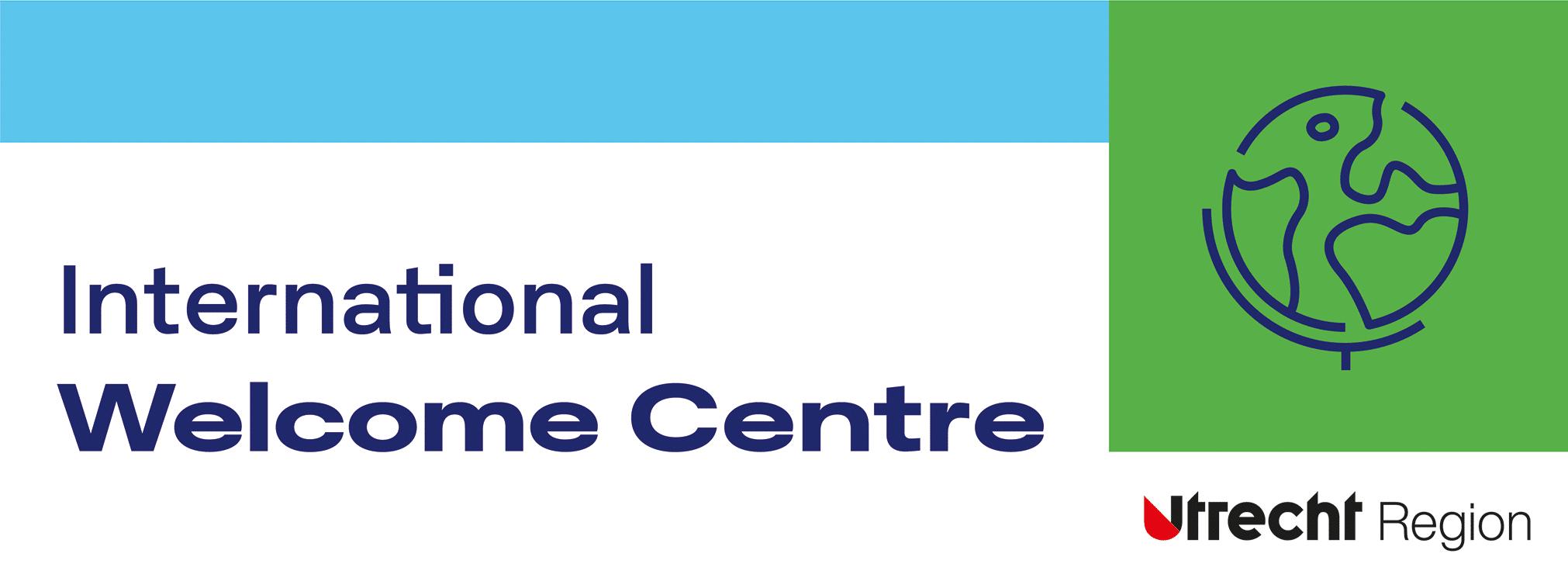 logo International Welcome Centre Utrecht Region